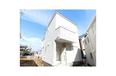 三室大古里緑地台住宅C棟1-2階3LDK 賃貸一戸建て