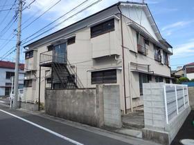 川崎 バス8分 停歩1分2階1K 賃貸アパート
