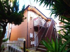 山手グリーンハウス2号館 1階 1K 賃貸アパート