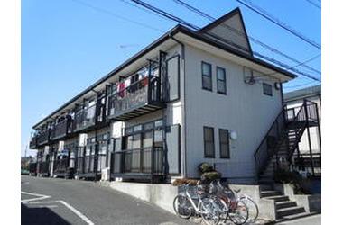 綱島 バス11分 停歩3分2階1R 賃貸アパート