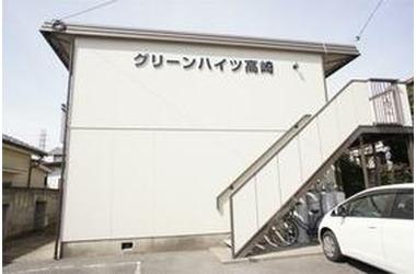 倉賀野 徒歩38分1階2DK 賃貸アパート