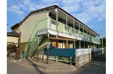 松風コーポ2階1DK 賃貸アパート