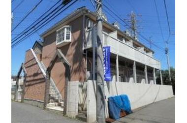 津田沼 バス6分 停歩1分2階1K 賃貸アパート