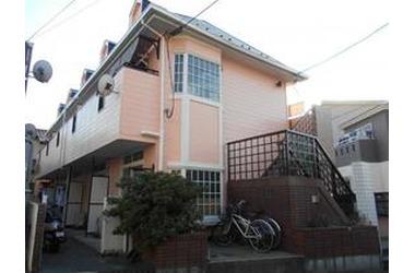 辻堂 徒歩17分1階1K 賃貸アパート