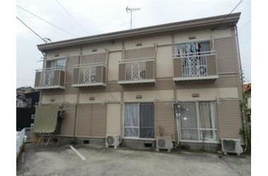 第1親和ハイツ2階1K 賃貸アパート