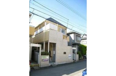 アネックス武蔵浦和1期 1階 1K 賃貸アパート