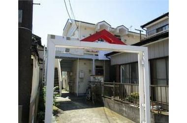 平塚 徒歩15分2階1K 賃貸アパート