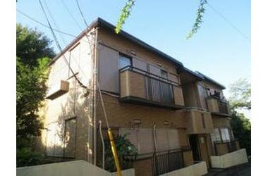 堀の内ハイツ2階3DK 賃貸アパート
