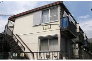 白幡ハイツ1階2DK 賃貸アパート