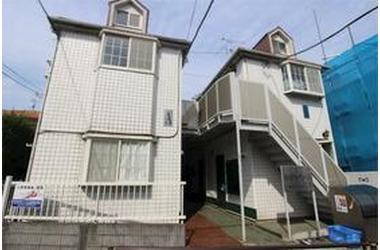 梶ヶ谷スチューデントパレスA 1階 1R 賃貸アパート
