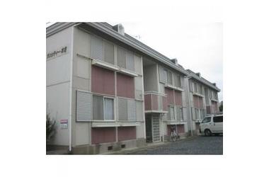 サンシティ本宿 A棟2階3DK 賃貸アパート