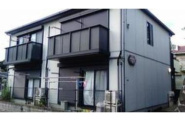 高田キャッスル2階2DK 賃貸アパート
