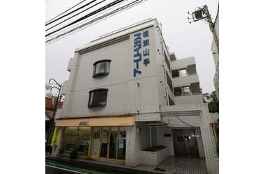 スカイコート横浜山手 5階 1R 賃貸マンション