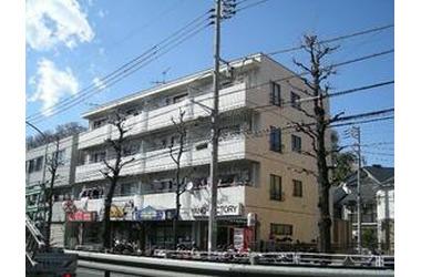 ヨコスカマンション4階2DK 賃貸マンション