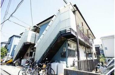 松林コーポ1階1R 賃貸アパート
