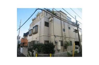 ソシオ上目黒1階1K 賃貸アパート
