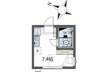 シエスタヴィラ代田橋エルプエブロS棟1階1R 賃貸アパート