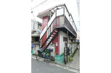 船橋第一コーポ2階1R 賃貸アパート