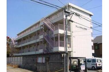 アレイタチヒ3号棟1階1K 賃貸マンション
