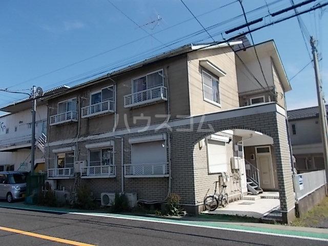 コーポしなの 1階 1K 賃貸アパート