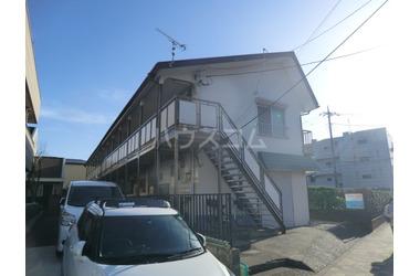 コーポコスモス1階2K 賃貸アパート