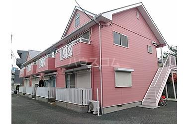 シャレローズ1階2DK 賃貸アパート