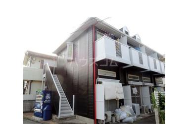 ジュエル綱島2階1K 賃貸アパート