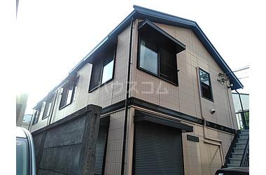 下北沢 徒歩13分1階2DK 賃貸アパート