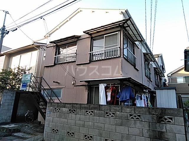 たのし荘 2階 1K 賃貸アパート