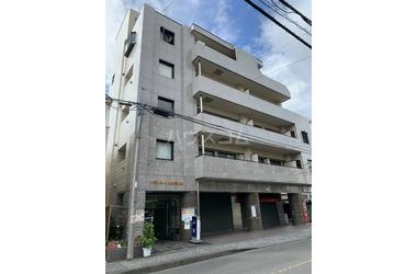 グランパール綱島壱番館2階1DK 賃貸マンション