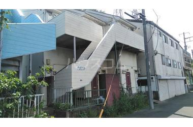 日吉 徒歩13分1階1K 賃貸アパート