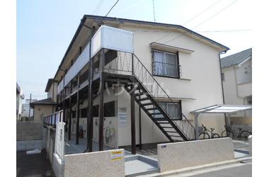 松美荘1階1K 賃貸アパート