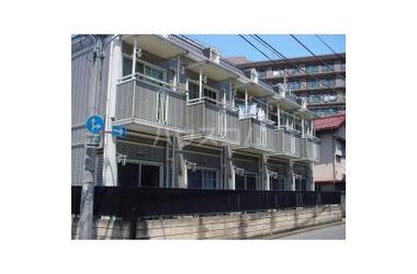 サンフォーレストM2階1K 賃貸アパート