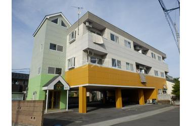 高崎問屋町 徒歩30分3階2DK 賃貸マンション