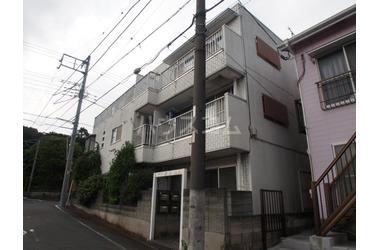 綱島 バス13分 停歩7分1階2K 賃貸マンション