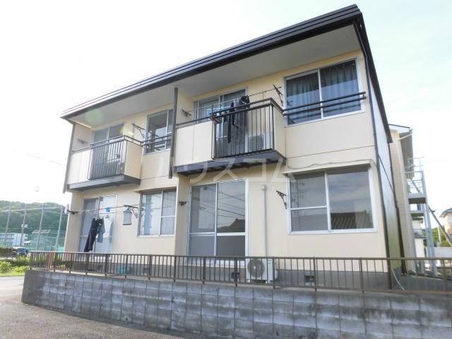 掛川メゾンオークラA棟 1階 2DK 賃貸アパート