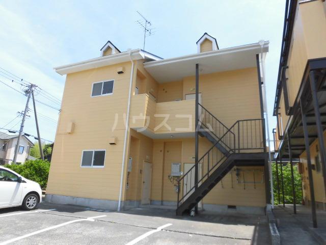 掛川メゾンオークラB 2階 2DK 賃貸アパート