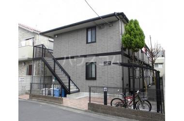 経堂 徒歩15分2階1K 賃貸アパート