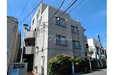 経堂 徒歩17分2階1DK 賃貸マンション