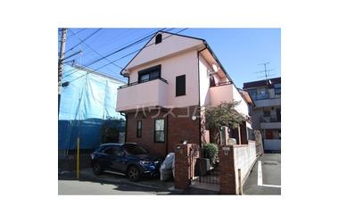 横浜 徒歩13分2階2LDK 賃貸アパート