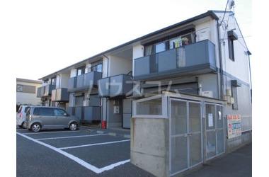 カーサバッカスA2階2DK 賃貸アパート