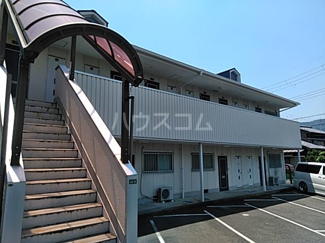 SUNハイツ 2階 1K 賃貸アパート