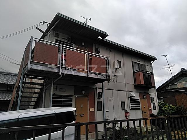 由井ハイツ 1階 2DK 賃貸マンション