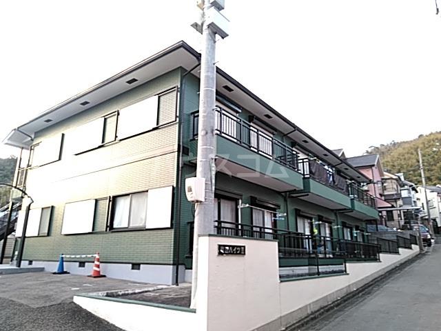 奥田ハイツⅢ 2階 2LDK 賃貸アパート