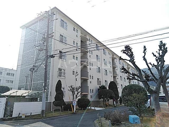 水無瀬青葉ハイツ12号棟 4階 2DK 賃貸マンション