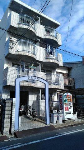 昭和町 徒歩4分 3階 1K 賃貸マンション