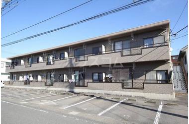 高崎問屋町 徒歩24分1階2DK 賃貸アパート