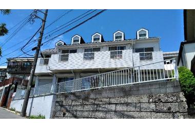 サンプラザ港南中央ⅡB棟 2階 1R 賃貸アパート