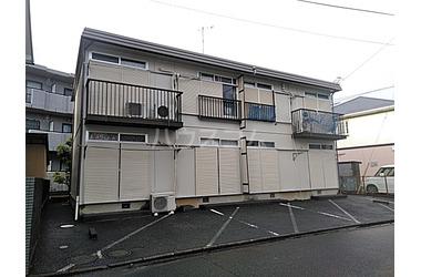 コーポ端山2階2DK 賃貸アパート