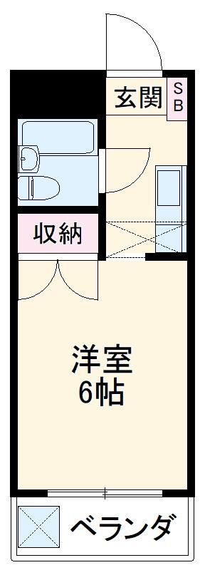 ジュネス田野倉 賃貸マンション